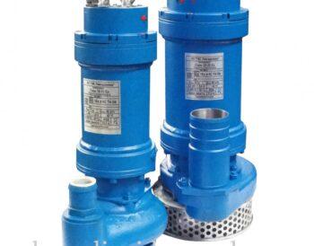 Насосы ГНОМ дренажные погружные моноблочные для грязной воды