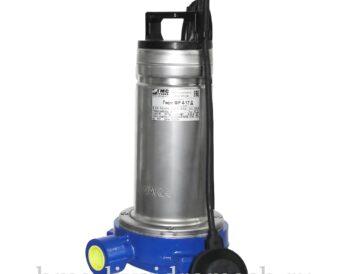 Насосы ГНОМ Ф и ФР погружные фекальные моноблочные для дренажа, канализации, с режущим механизмом-измельчителем (ФР)